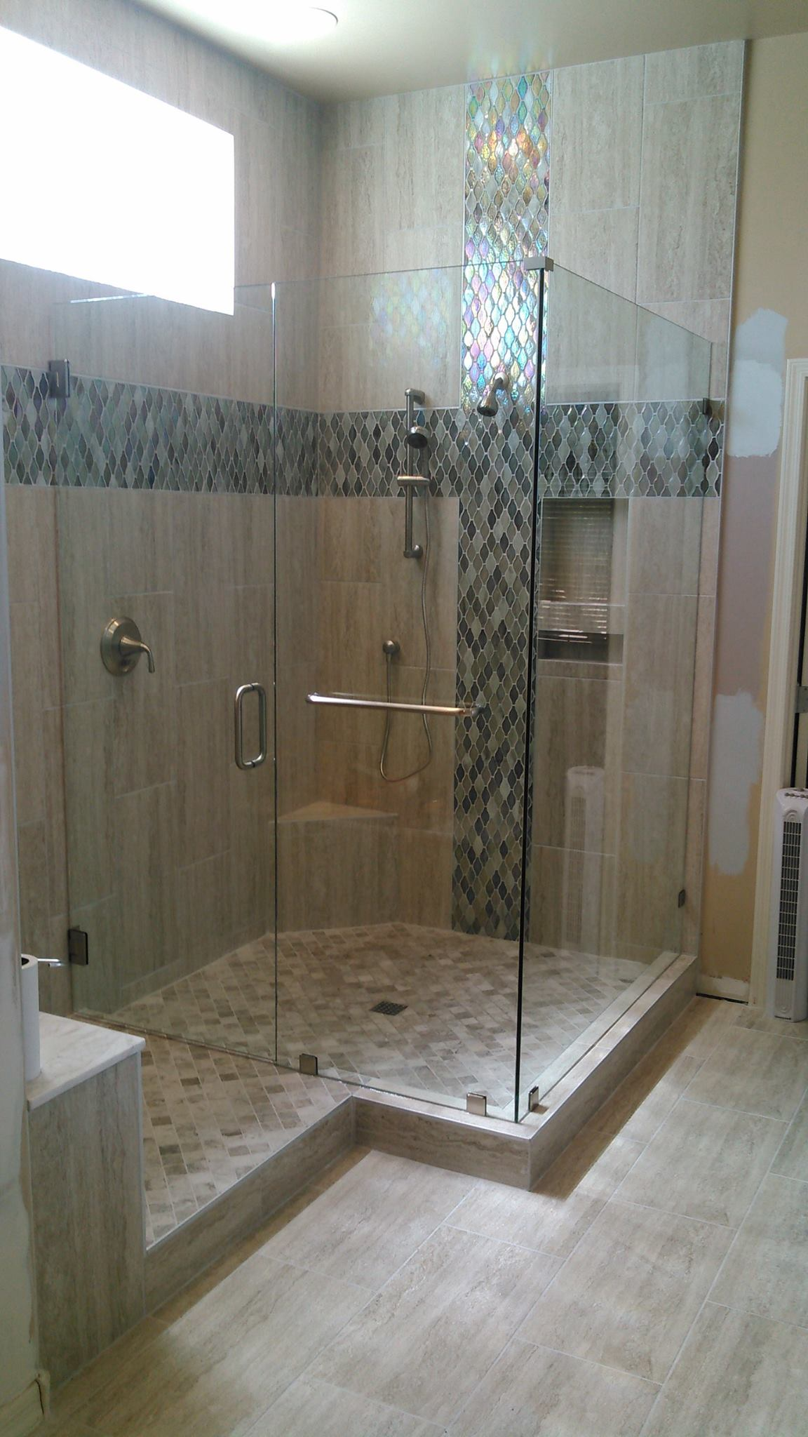 Shower Doors Enclosures Repairs True View Windows Glass